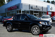 2017 Nissan Frontier Crew Cab PRO-4X Leather * Navi, Backup Camera, Heated Seats