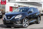 2018 Nissan Murano PLATINUM NAVI LOADED TOP MODEL