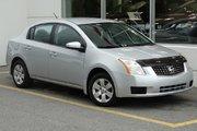 Nissan Sentra 2.0 manuel 6 vit, seulement 123,000km!! 2007 Climatiseur--- Vitres éléctriques---