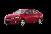Chevrolet SONIC (5) 1SD 2015