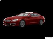 2015 BMW 6 Series Gran Coupé