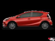 2018 Toyota Prius C