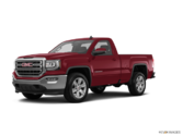 GMC SIERRA 1500 CREW 4X4 SLE 2018