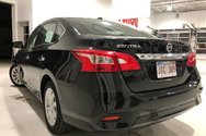 2018 Nissan Sentra 1.8 SV w/front heated seats and push start