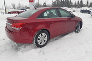 2013 Chevrolet Cruze LT TURBO*JAMAIS ACCIDENTÉ*AUTOMATIQUE