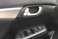Honda Civic EX*TOIT*MAGS*JAMAIS ACCIDENTÉ 2015
