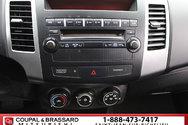 2009 Mitsubishi Outlander ES 4RM,CLIMATISATION,RÉGULATEUR DE VITESSE
