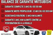 Mitsubishi RVR ES 2WD,CLIMATISATION,BLUETOOTH,SIÈGES CHAUFFANTS 2018