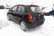 2015 Nissan Micra SV*BAS MILLAGE*1 PROPRIO*JAMAIS ACCIDENTÉ*