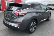 Nissan MURANO PLATINE PLATINIUM,TOUT ÉQUIPÉ,BAS KILOMÉTRAGE 2017