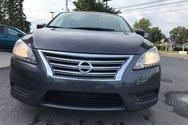 2014 Nissan Sentra S*BLUETOOTH*JAMAIS ACCIDENTÉ