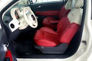 Fiat 500 Lounge Convertible / Jamais Accidenté 2012