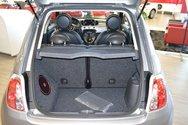 Fiat 500 LOUNGE CUIR TOIT VITRÉ SYSTÈME DE SON BEATS 2016