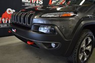 Jeep Cherokee TRAILHAWK 100% CUIR V6 HITCH ORIGINE 2015