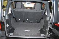 Jeep WRANGLER JK UNLIMITED SAHARA 2018 GPS TOIT RIGIDE 2018