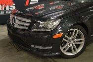 Mercedes-Benz C-Class C 300 4 MATIC CUIR TOIT BAS KILOMÉTRAGE 2013