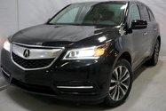 2015 Acura MDX AWD NAVI 7 PASSAGERS TOIT CUIR