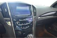 Cadillac ATS 2.0L Turbo RWD 272HP CUIR IMPÉCCABLE 2017