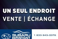 Subaru Crosstrek Touring, Manuelle, AWD 2019