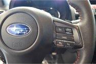 Subaru WRX SPORT TECH, CUIR, TOIT OUVRANT, GPS 2017