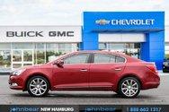 2014 Buick LaCrosse Leather, Roof, Nav, Wheel Package. LOW KM
