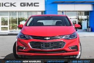 2016 Chevrolet Cruze PREMIER - LEATHER, ROOF, SAFETY, HEATED WHEEL