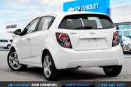 2014 Chevrolet Sonic LT - APPEARANCE PKG, TOUCHSCREEN, REARVIEW CAM