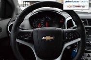2017 Chevrolet Sonic LT REAR VISION CAMERA, ONSTAR 4G LTE WI-FI HOTSPOT