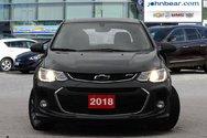 2018 Chevrolet Sonic LT TRUE NORTH EDITION, REAR VISION CAMERA