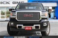 2016 GMC Sierra 2500HD DENALI 2500HD DIESEL