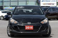 2016 Hyundai Accent GLS JUST TRADED, LOW KMS, NEW TIRES