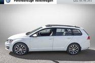 2017 Volkswagen Golf Sportwagen 1.8T Cmfrtline DSG 6sp at w/Tip 4MOTION
