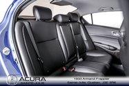 2016 Acura ILX PREMIUM CUIR TOIT OUVRANT GARANTIE PROLONGÉ