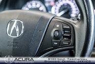 Acura MDX Navigation 2014