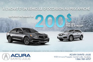 2016 Acura TLX V6 Elite