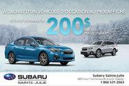 Subaru Outback 3.6R Touring 2013