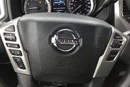 2017 Nissan Titan SV Crew Cab 4x4