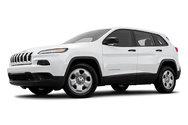 Jeep Cherokee TRAILHAWK CUIR 2017