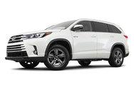 2017 Toyota Highlander Hybrid LIMITED
