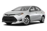 2018 Toyota Corolla LE ECO CVT