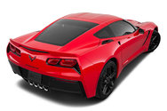 2019 Chevrolet Corvette Coupe Stingray Z51 3LT