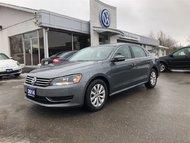 2014 Volkswagen Passat Trendline 2.5 6sp at w/ Tip