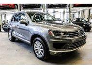 Volkswagen Touareg Sportline + Outdoors Package 2017