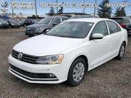 2017 Volkswagen Jetta Trendline +  -  Bluetooth - $128.93 B/W