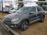 2017 Volkswagen Tiguan Highline  - Navigation - $258.96 B/W