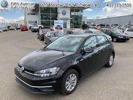 2018 Volkswagen Golf Trendline  - Certified - Bluetooth - $121.98 B/W