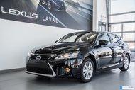 Lexus CT 200h FWD / Sièges chauffants / Bluetooth 2016