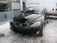 Lexus IS 250 AWD, CUIR-TOIT-MAGS ET PLUS 2007