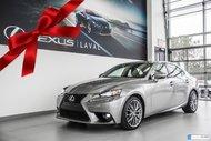 Lexus IS 250 AWD - CAMÉRA - TOIT OUVRANT - BLUETOOTH 2015