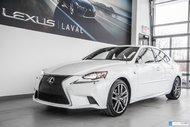 Lexus IS 250 F-sport 2 / GPS / Camera / Toit 2015